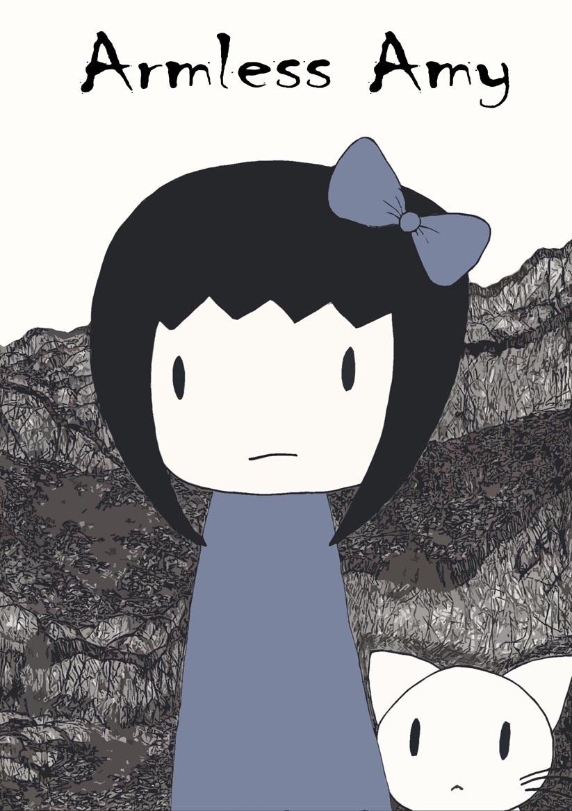 Armless Amy:The original cover